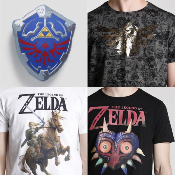 2bb401184e Riachuelo Lança Coleção Inspirada em Zelda - Mão na Luva